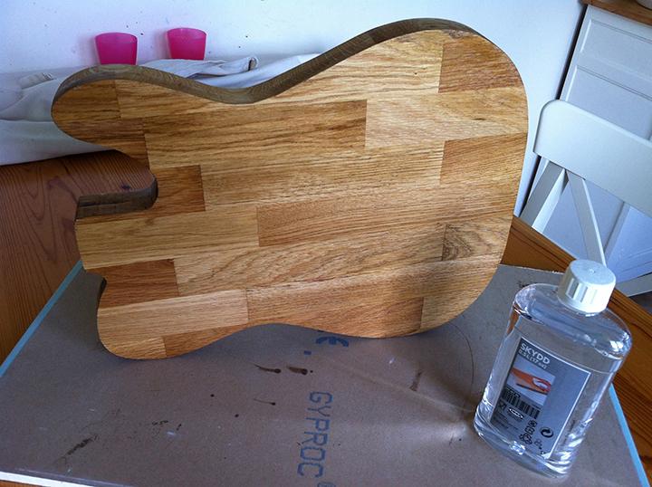 comment prot ger une planche d couper en bois. Black Bedroom Furniture Sets. Home Design Ideas