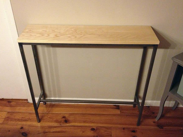 Fabriquer Console Entree Sy78 Montrealeast