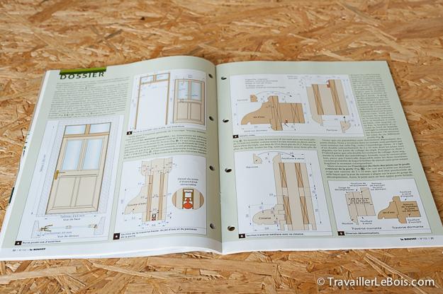 des magazines pour les passionn s du travail du bois travailler le bois. Black Bedroom Furniture Sets. Home Design Ideas
