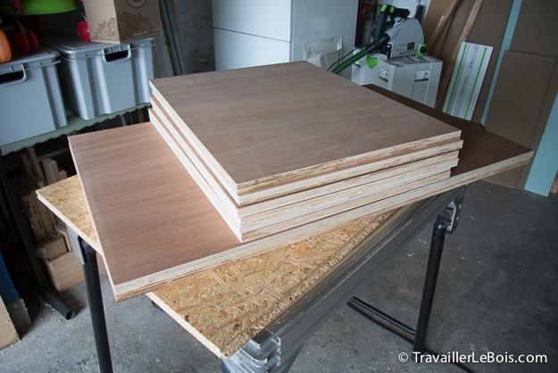 Fabrication d 39 un placard copain des copeaux for Fabriquer porte placard cuisine