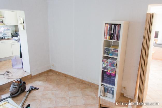 fabrication d 39 un placard 1 re partie travailler le bois. Black Bedroom Furniture Sets. Home Design Ideas