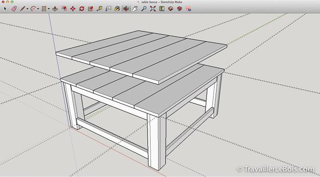 Une table de salon en chêne (premier meuble) -> PHOTOS page 8 - Page 6 Sketchup_menuiserie_meuble-32