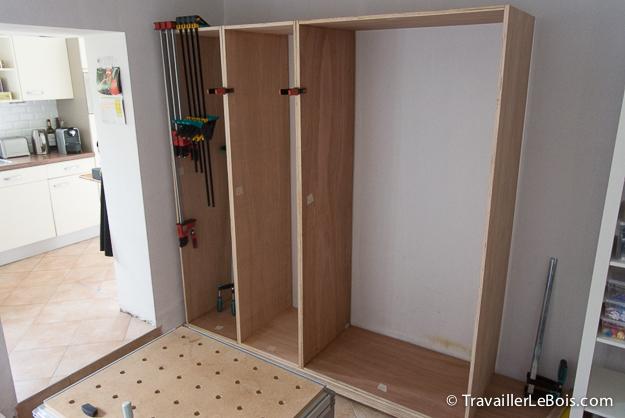 Fabrication de meubles Montreuil