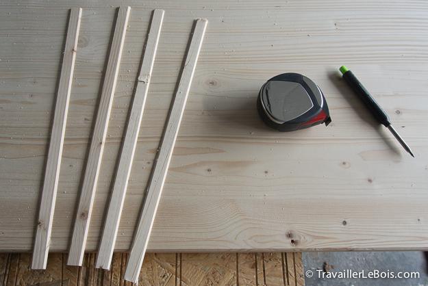 Fabrication d 39 un coffre jouets en bois travailler le bois - Fabriquer un coffre a jouet ...