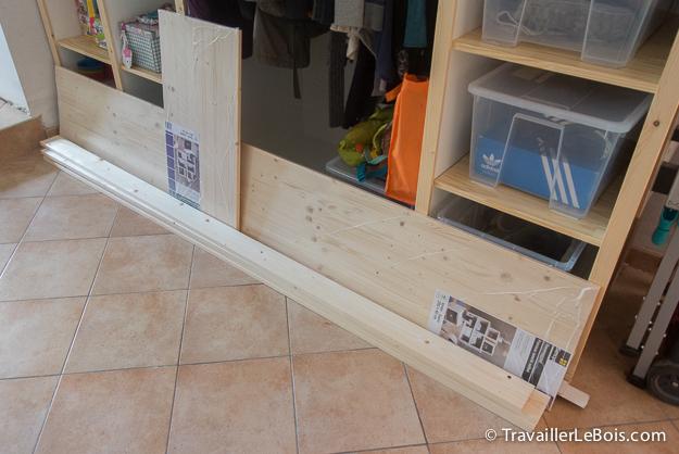 Fabrication d 39 un coffre jouets en bois travailler le bois - Travail du bois pour debutant ...