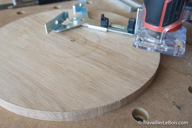 Une table pliante pour apéro piquenique -> Fabrication DUne Table Pliante