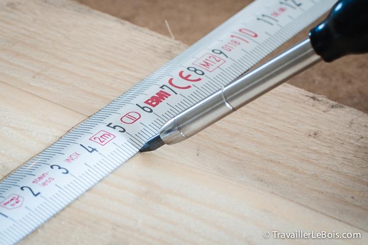 Tracer avec un Pica-Dry Longlife