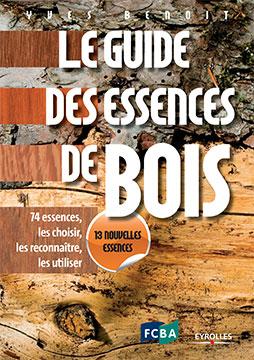 Livre : Guide des essences de bois