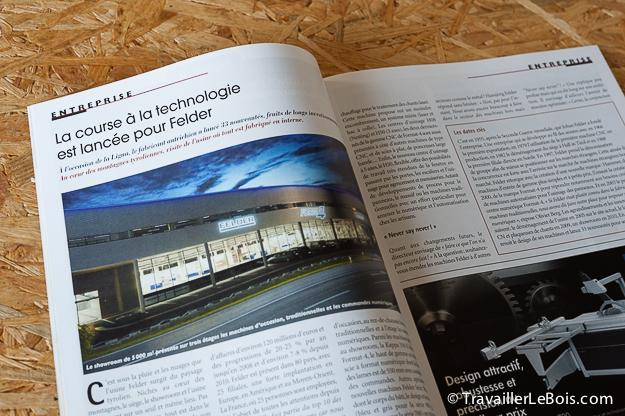 Magazine sur le bois Bois Mag