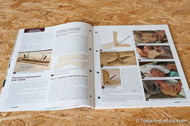 Magazine sur le bois Le Bouvet