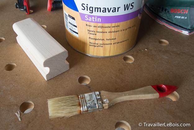 Vernis pour bois Sigmavar WS satin