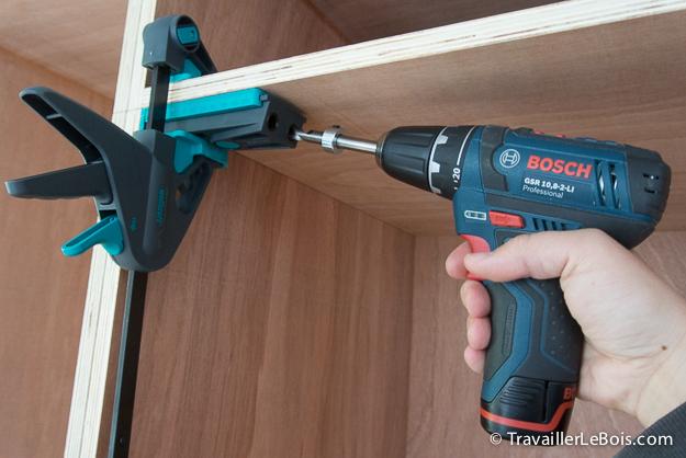 Visseuse Bosch GSR 10.8
