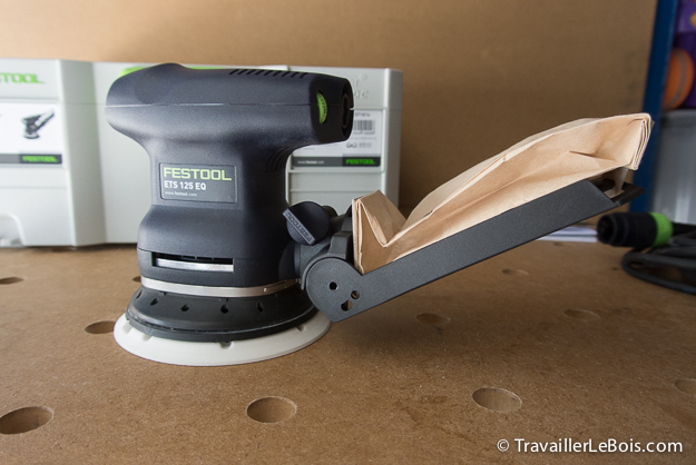 Ponceuse Festool ETS 125 EQ-Plus