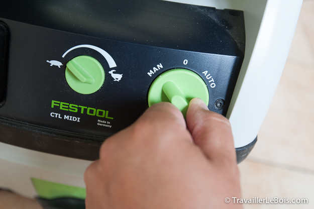 Festool CT WINGS