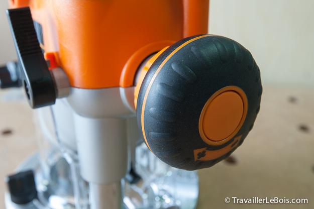 Défonceuse Triton TRA001