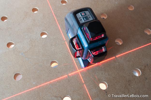 niveau laser bosch gll 3 80 p. Black Bedroom Furniture Sets. Home Design Ideas