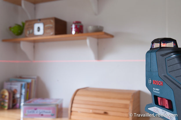 niveau laser bosch gll 3 80 p 32. Black Bedroom Furniture Sets. Home Design Ideas