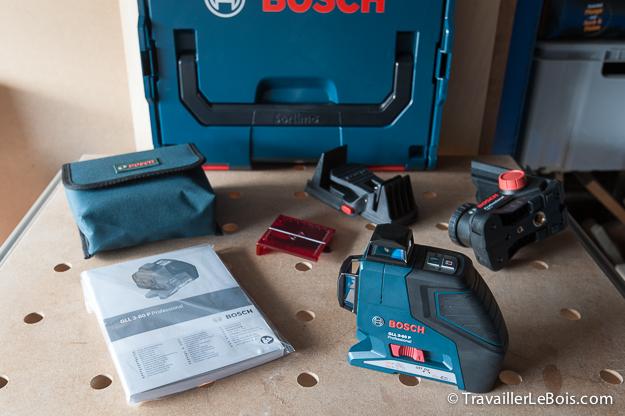 le niveau laser bosch gll 3-80 p | le-coin-des-bricoleurs