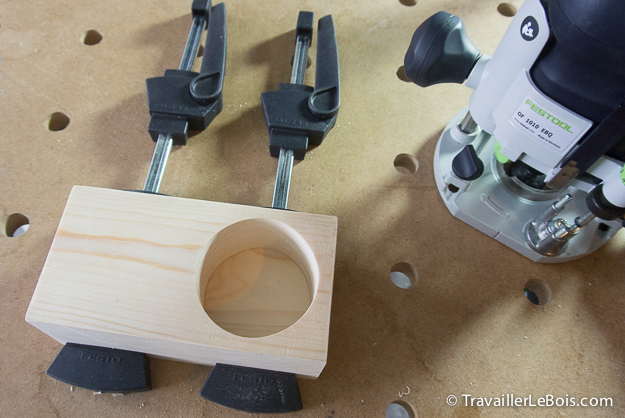 Serre-joint Festool MFT-SP