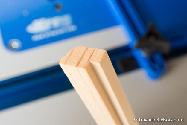 Utiliser une défonceuse sous table