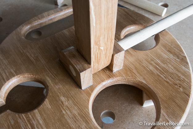Table pliante pour apéro pique-nique
