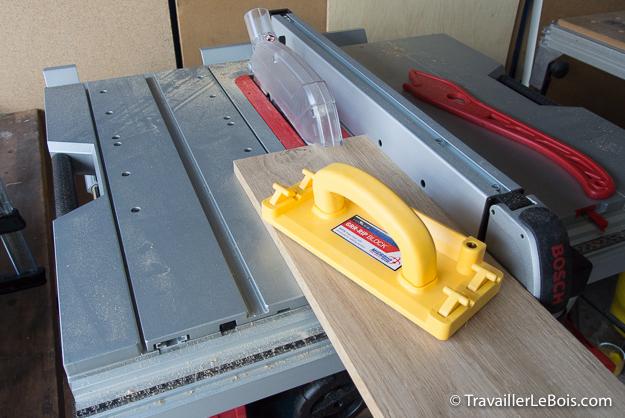 Poussoir Micro Jig GRR-RIP BLOCK