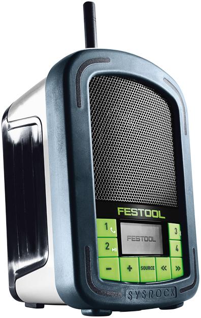 Radio de chantier Festool SYSROCK BR 10