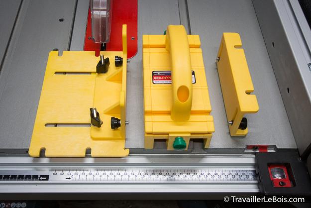 Poussoir de sécurité Micro Jig GRR-RIPPER