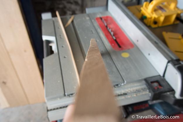 Scie sur table Bosch GTS10 XC