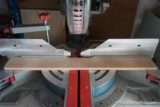 Scie à onglets Bosch GCM 12 GDL