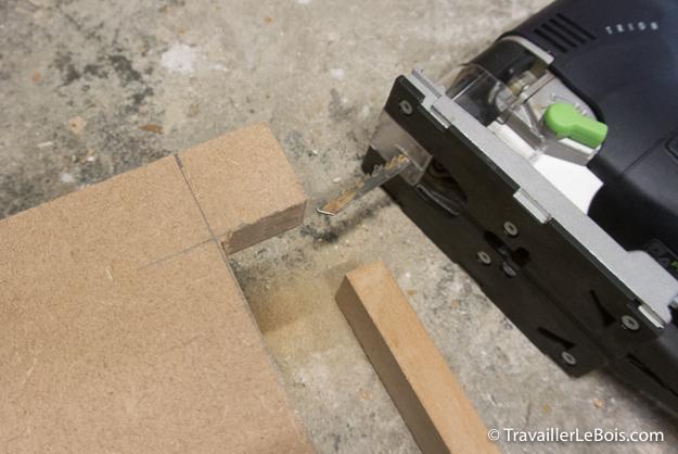 Scie sauteuse Festool PS300
