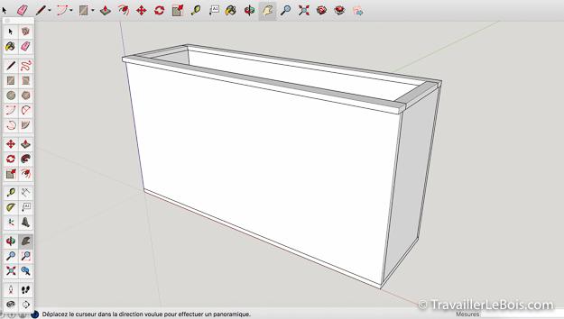 Logiciel Ketchup pour la conception de meubles